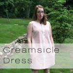 creamsicle button