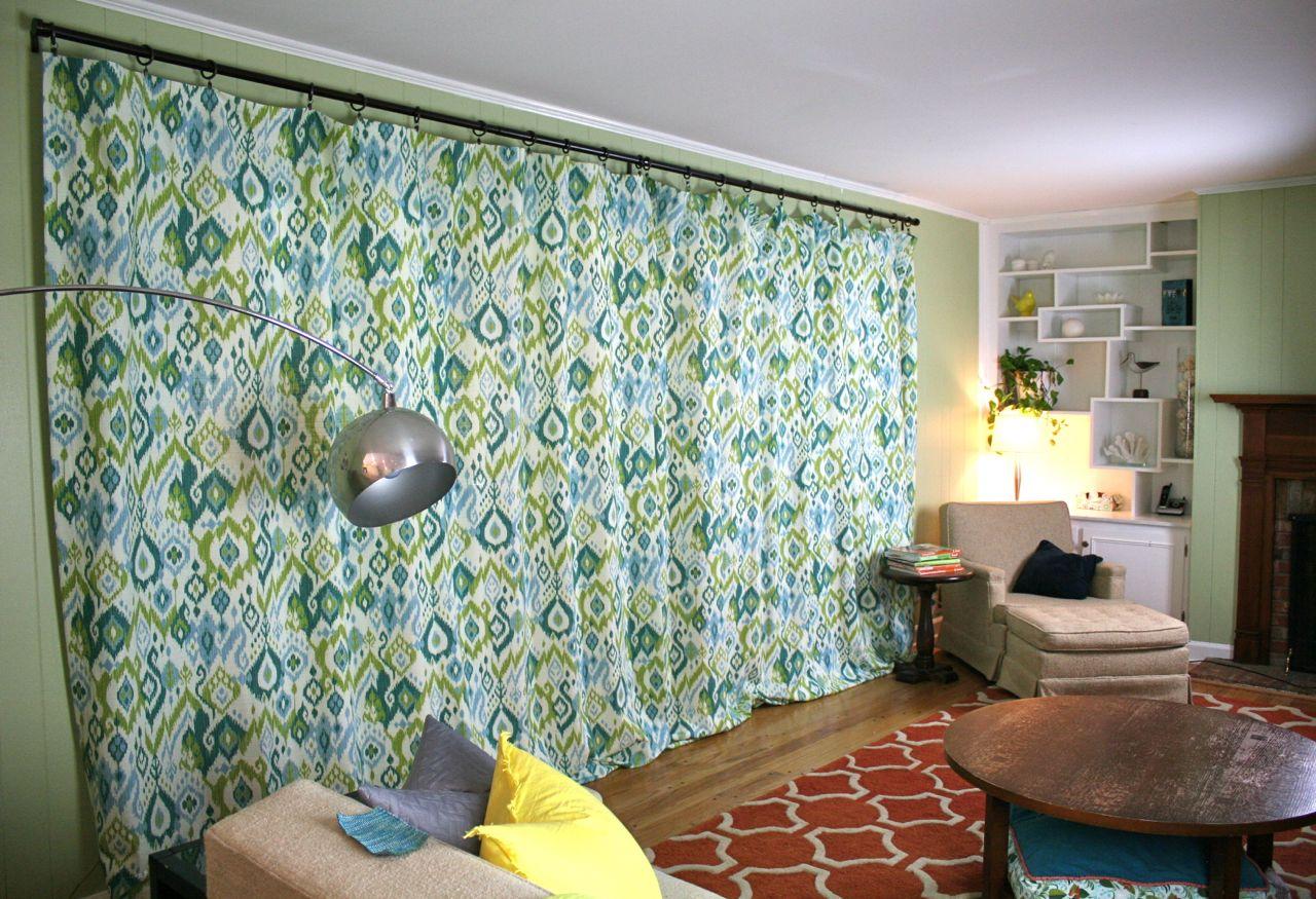 den curtains | whipstitch