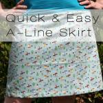 easy skirt button