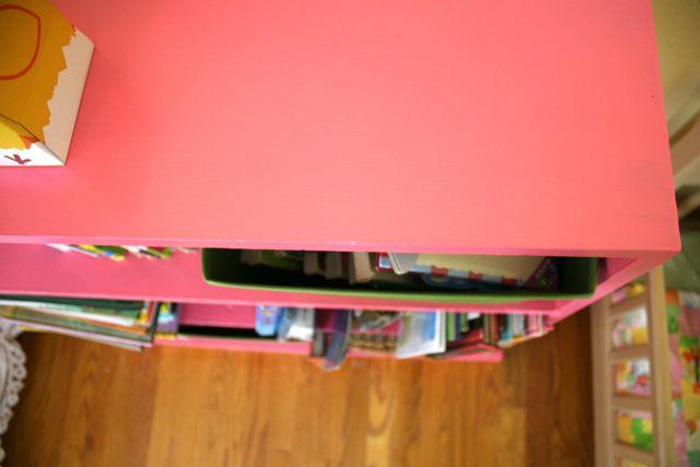 geranium pink paint