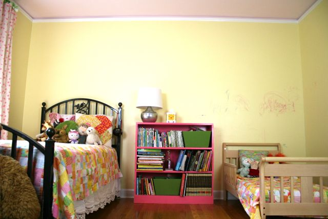 girls room template
