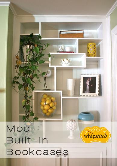 mod builtin bookcases