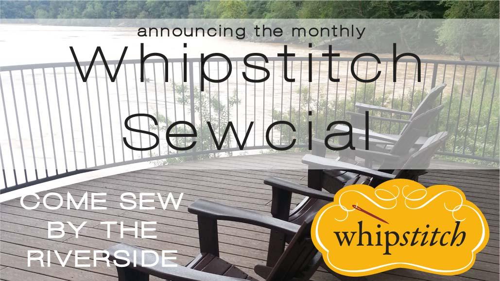 Whipstitch Sewcial meet up
