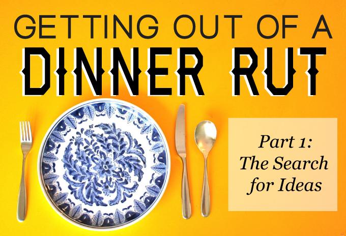 dinner rut pt 1