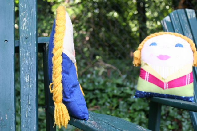 german kindergarten doll