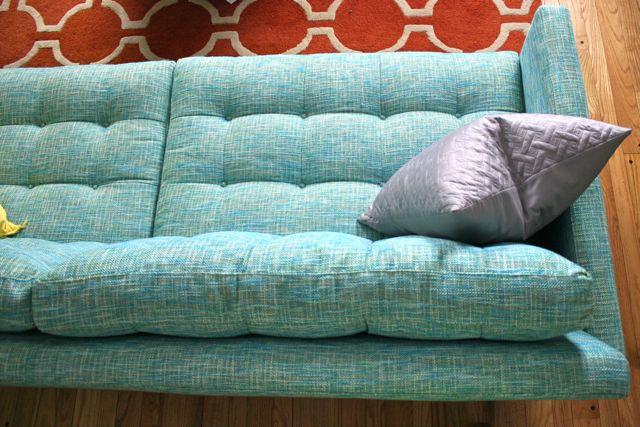 new sofa above