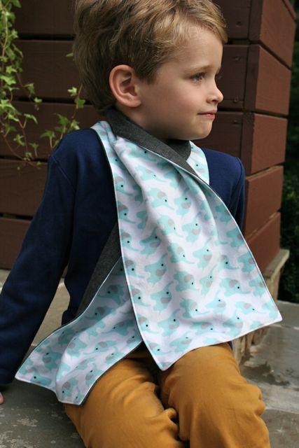 fanfare scarf | whipstitch