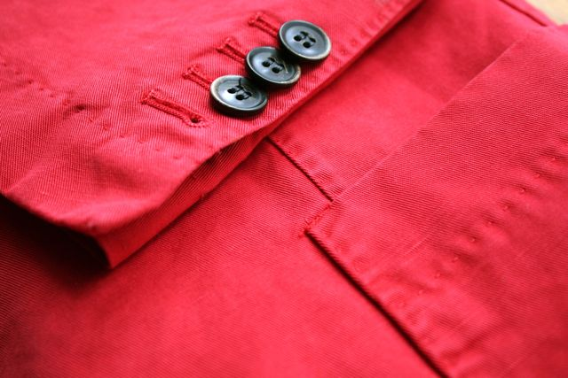 italian hand stitching mens jacket