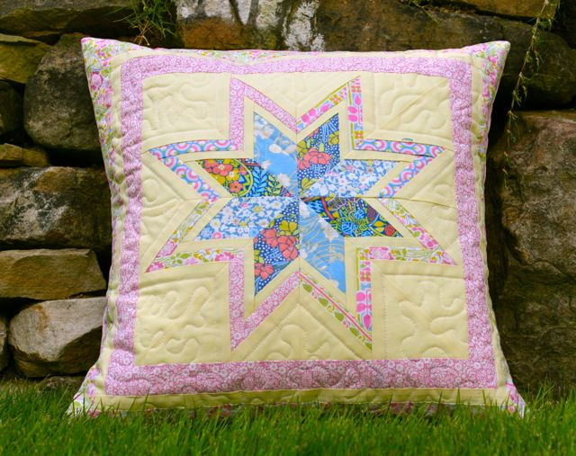 liberty stile pillow