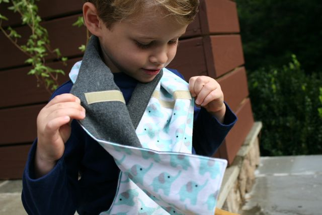 quick release scarf for boys