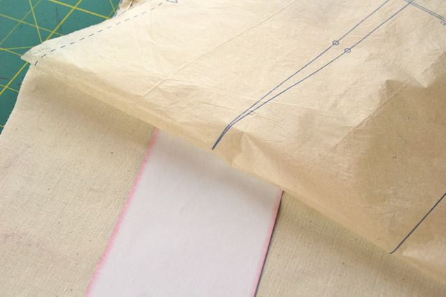 centering tracing paper