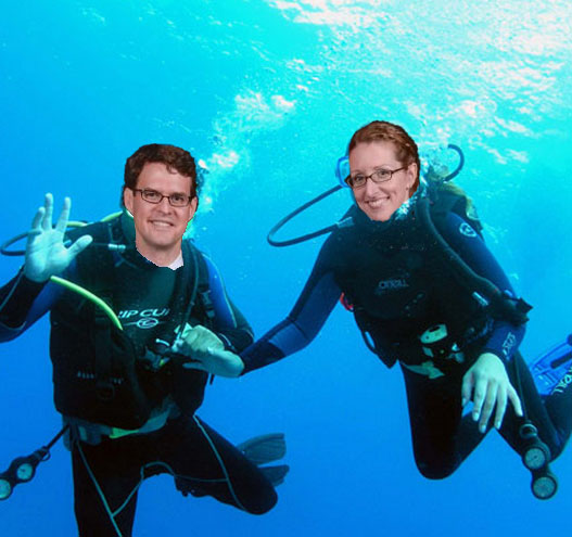 blue velvet underwater