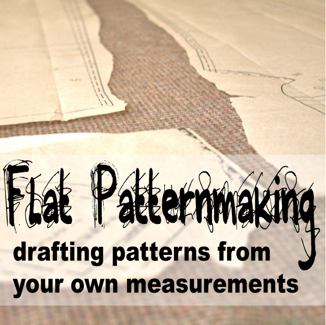 patternmaking no banner
