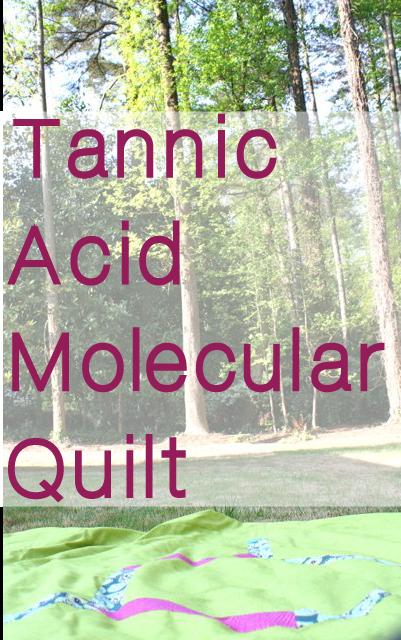 molecular quilt tannic acid