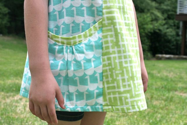 deep pockets tunic from whipstitch