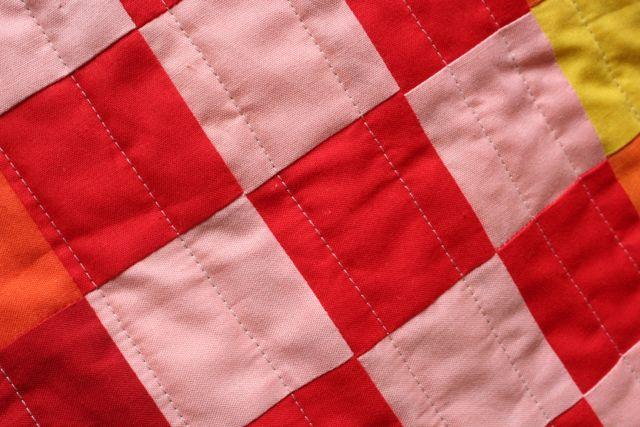 pieced squares | quilt