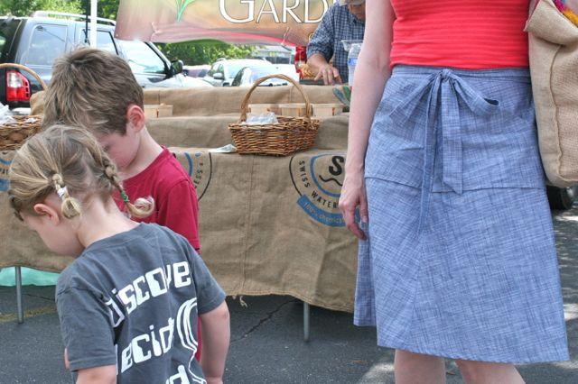 farmer's market miette skirt