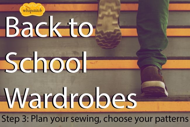 Back to School Wardrobes: Step Three