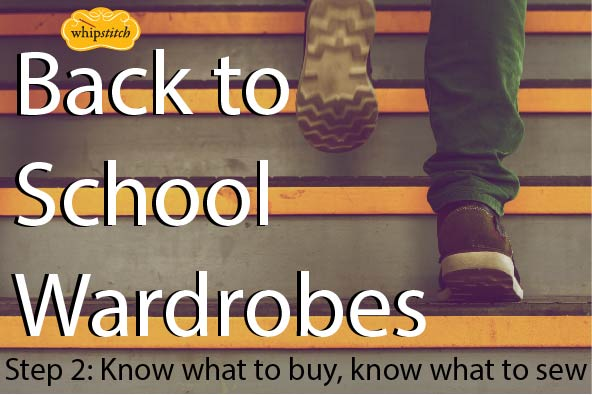 backto school wardrobes step 2