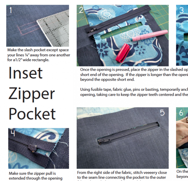 pockets workbook screen capture