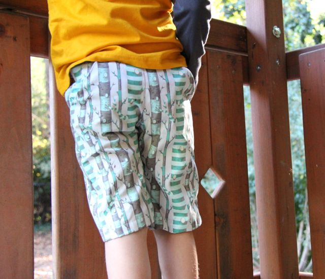 bumble boys shorts