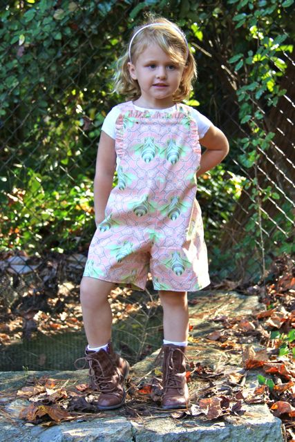 tula pink bumble collection overmosts with ruffle