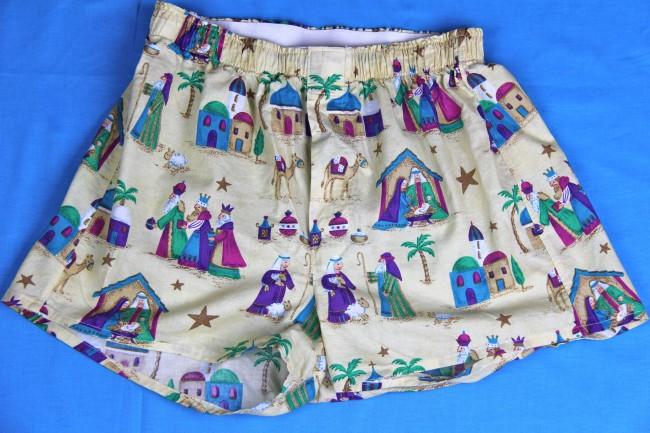 nativity boxer shorts 1