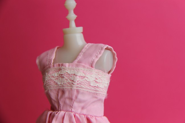 handmade barbie dress bodice j
