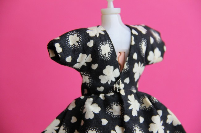 handmade barbie dress g