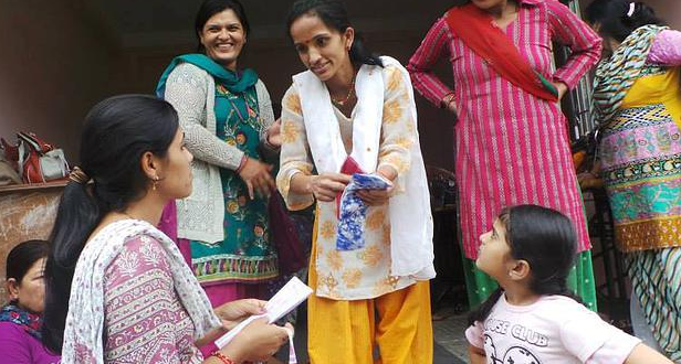 days for girls kit distribution in asia