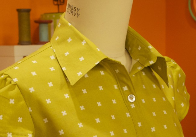 Sew It All Collar Deborah Moebes Whipstitch