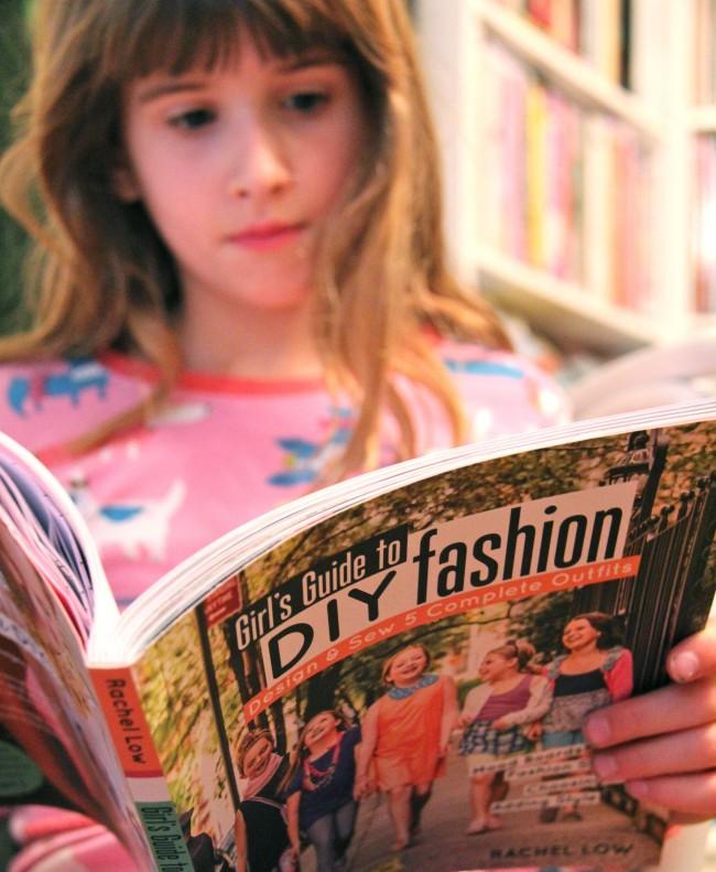 girls guide to diy fashion b