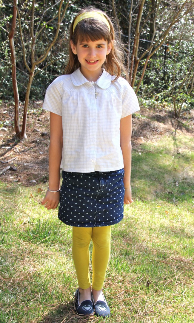tween easter outfit