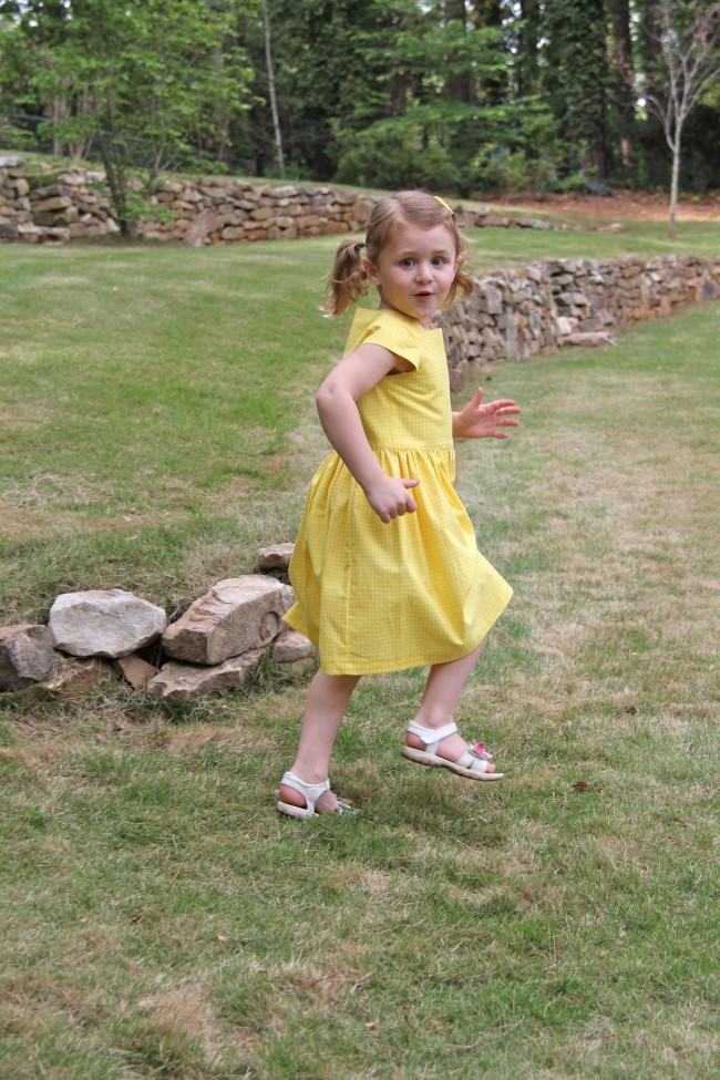 the flip flop dress by whipstitch