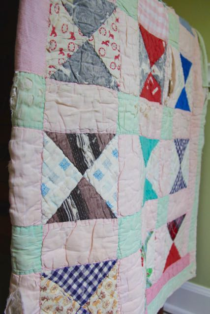 great grandmothers quilt
