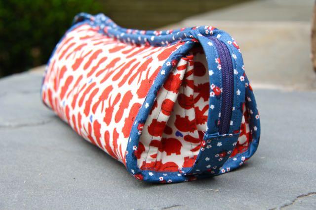 sew together bag in limited palette