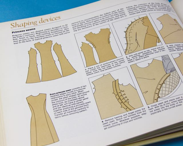Readers Digest Guide to Sewing