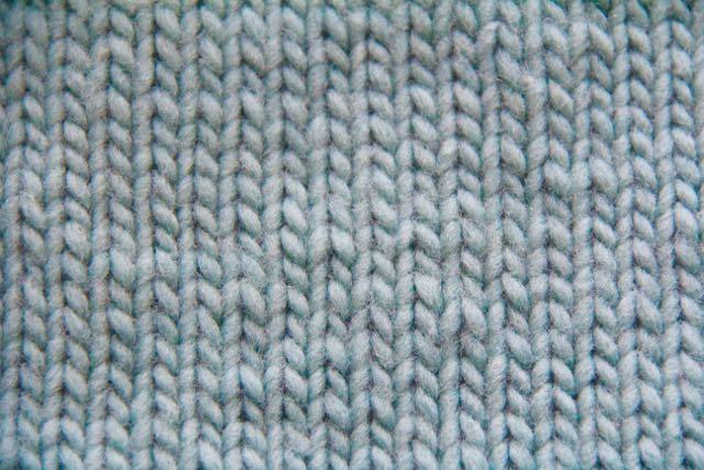 twisted knit stitches