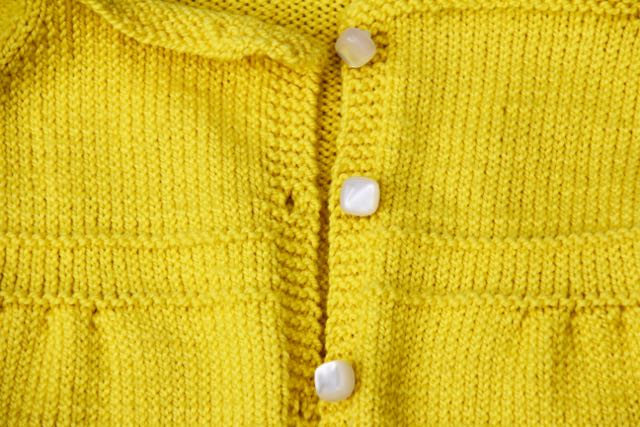 Georgia cardigan front buttons