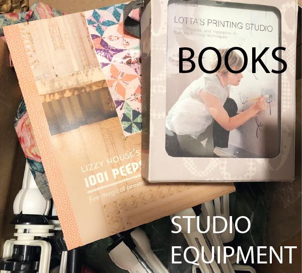 destash books