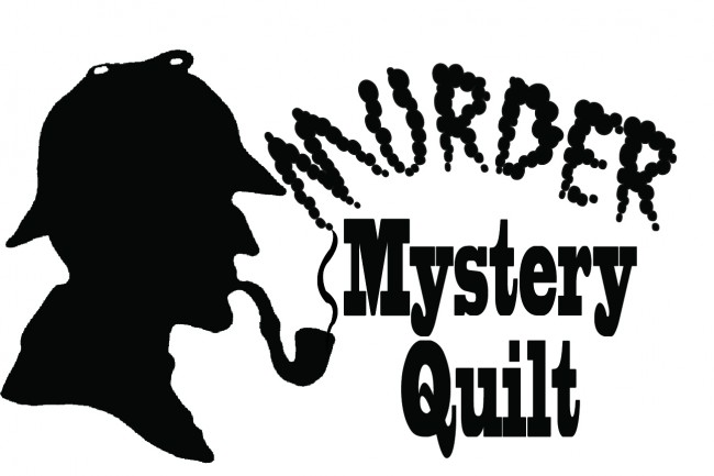 Murder Mystery Quilt logo rectangle