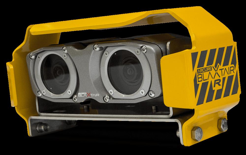 AI Stereo Video Sensor Proximity Detection