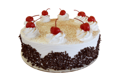 Winchell's Shop Black Forest Cake