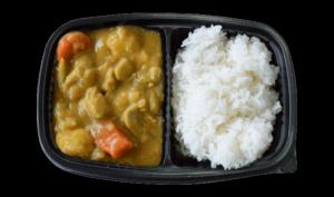Winchell's Chicken Curry Platter