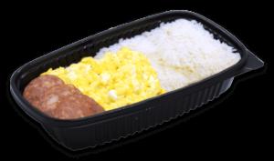 Winchell's Breakfast Platter
