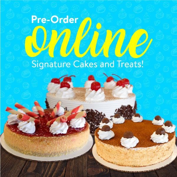 Order Cakes Online