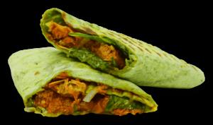 Winchell's Chicken Tikka Masala Wrap