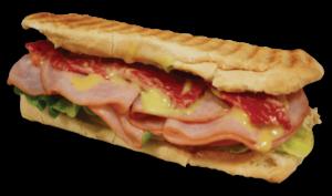 Winchell's Ham Panini