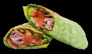 Winchell's Ham Wrap