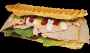 Winchell's Turkey Panini